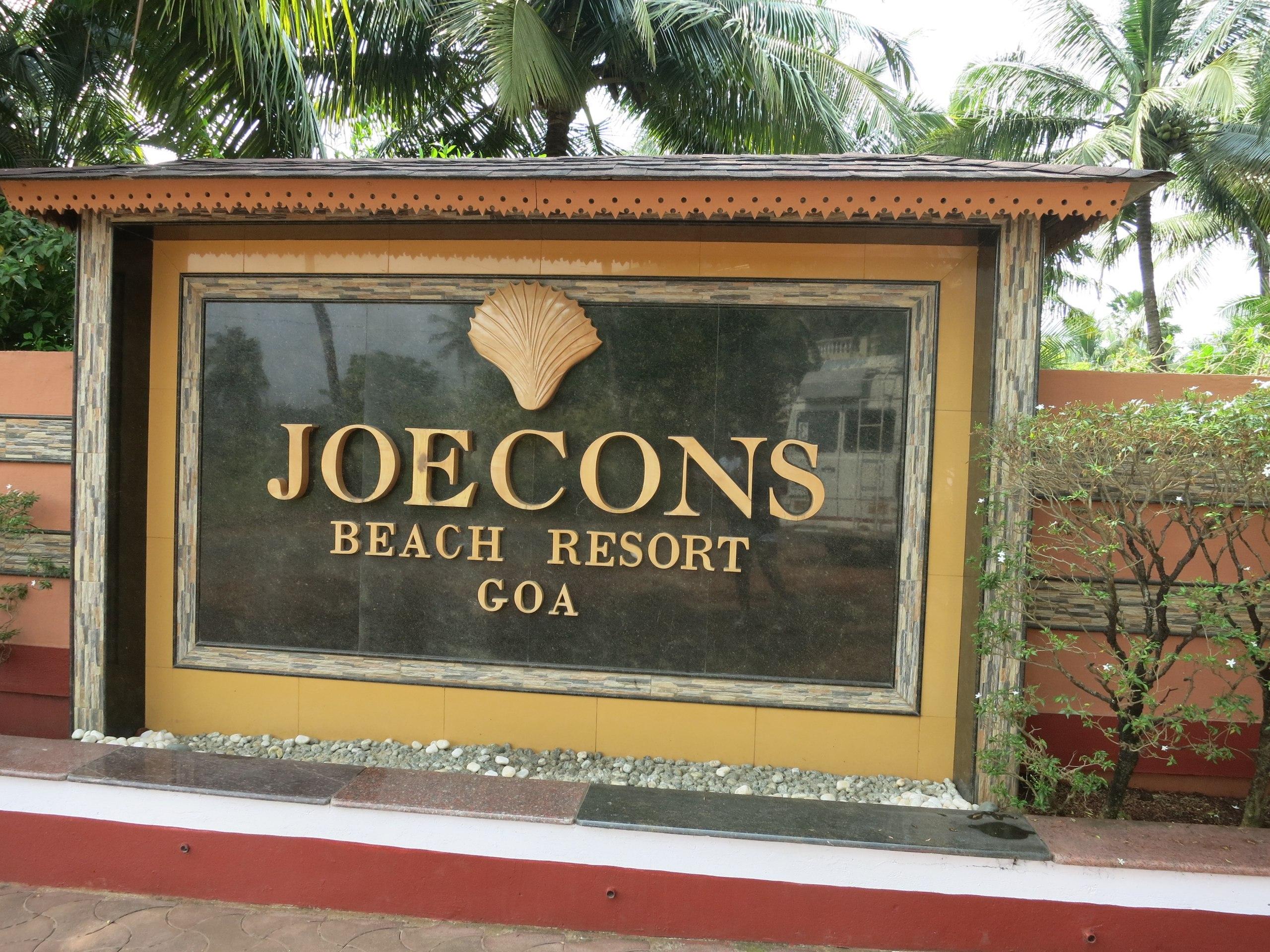 JOECONS 3* ГОА, Индия