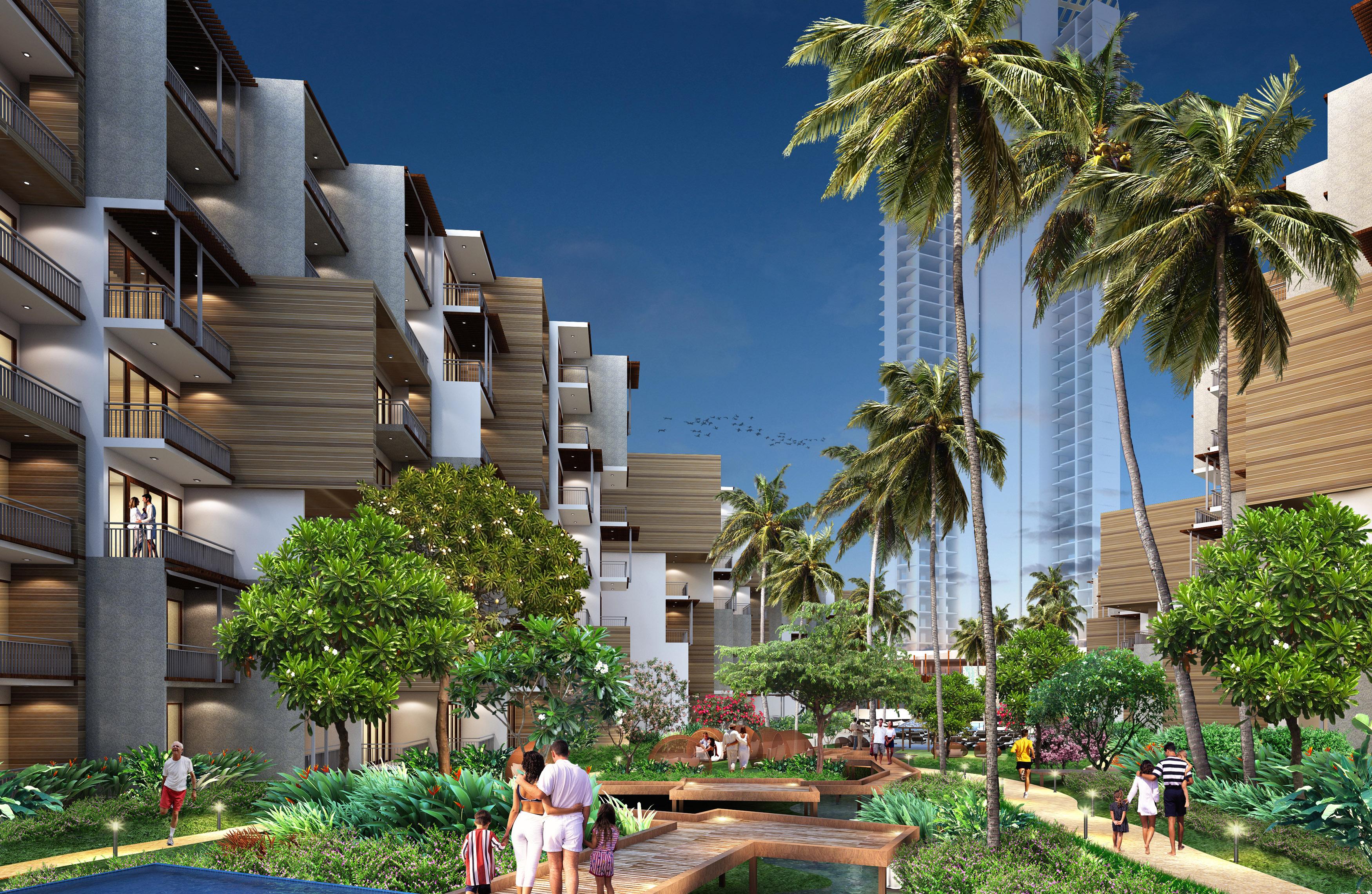 В Паттайе открылся новый отель — Centra Maris Resort Jomtien 4*